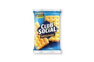 Galleta CLUB SOCIAL 141gr en Tienda Inglesa