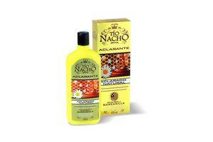 Shampoo TÍO NACHO Aclarante 415 ml en Tienda Inglesa