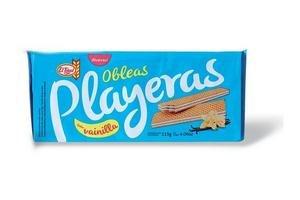 Galleta Oblea EL TRIGAL Playeras de Vainilla 115g en Tienda Inglesa