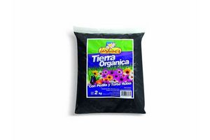Tierra Orgánica Jardines con Perlitas Turba 2Kg en Tienda Inglesa