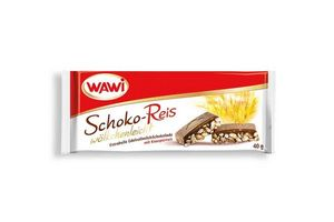 Chocolate WAWI Schoko-Reis 200gr en Tienda Inglesa