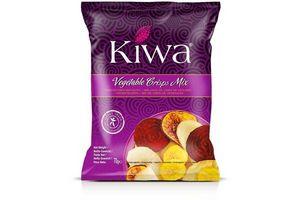 Mix de Vegetales Chips KIWA 70g en Tienda Inglesa