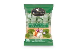 Ravioles de Espinaca EL BUEN GUSTO de Verdura 750g en Tienda Inglesa