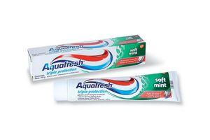 Crema Dental AQUAFRESH 159 gr en Tienda Inglesa