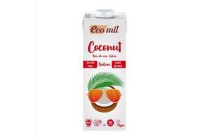 Bebida de Coco sin Azúcar ECOMIL 1 L en Tienda Inglesa