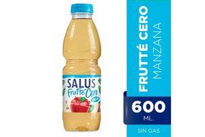 Agua SALUS Frutte Cero sabor Manzana Sin Gas 600ml en Tienda Inglesa