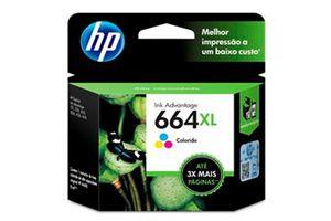 Cartucho HP 664xl Color en Tienda Inglesa