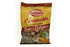 Caramelos Masticables de Leche y Chocolate EMBARE 840g en Tienda Inglesa