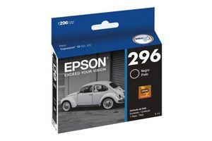 Cartucho EPSON 296 Color Negro 5 ml en Tienda Inglesa