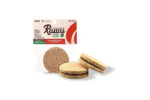 Alfajor Raw RAWY  de Castañas y Coco relleno de Dátiles 45g en Tienda Inglesa