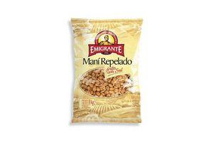 Maní Frito EMIGRANTE con Sal 1Kg en Tienda Inglesa