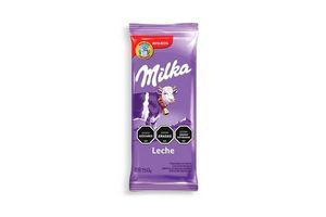 Chocolate con Leche MILKA 150g en Tienda Inglesa