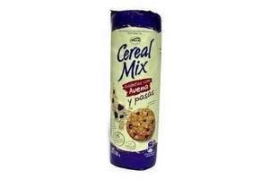 Galletas Cereal Mix de Avena y Pasas ARCOR 180g en Tienda Inglesa