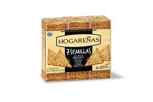 Galletas Hogareñas 7 Semillas ARCOR 543 gr en Tienda Inglesa
