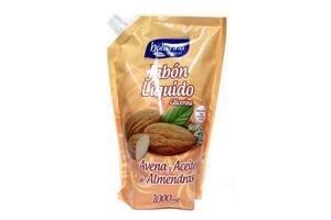 Jabón Liquido BALLERINA Avena y Aceite de Almendras 1000ml en Tienda Inglesa