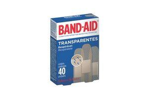 Banditas BAND-AID 40 Unidades en Tienda Inglesa