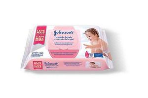 Toallitas Húmedas JOHNSON Extra Cuidado x 96 Unidades en Tienda Inglesa
