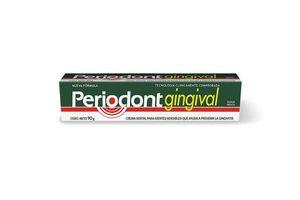 Crema Dental PERIODONT Gingival 90 gr en Tienda Inglesa
