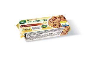 Galletas GULLÓN Chips Choco sin Azúcar 125g en Tienda Inglesa