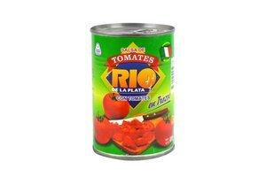 Salsa de Tomate RÍO DE LA PLATA en Trozos 400 gr en Tienda Inglesa