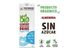 Bebida THE BRIDGE Bio Drink de Almendra 1l en Tienda Inglesa