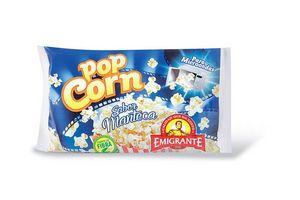 Pop sabor Manteca para Microondas EMIGRANTE 90g en Tienda Inglesa