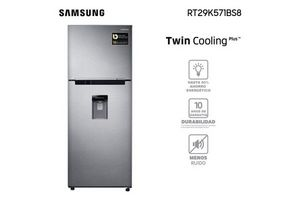 Refrigerador SAMSUNG Inox 305l ¡Envío Gratis! en Tienda Inglesa
