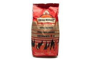 Carbón FUEGO MARKET 3kg en Tienda Inglesa