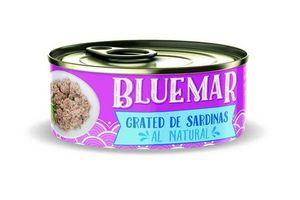 Grated de Sardinas BLUEMAR en Agua y Sal 170 gr en Tienda Inglesa