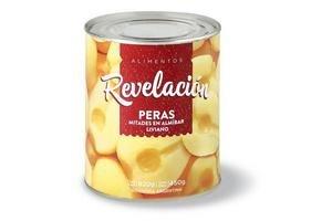 Peras en Almibar REVELACIÓN lata 820gr en Tienda Inglesa