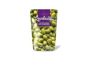 Aceitunas Verdes REVELACIÓN sin Carozo 360g en Tienda Inglesa