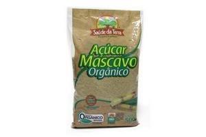 Azúcar Mascavo SAUDE DA TERRA Orgánico 500g en Tienda Inglesa