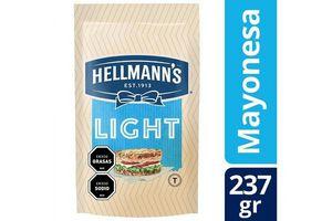 Mayonesa HELLMANN´S Light Doy Pack 237 gr en Tienda Inglesa