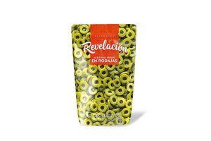 Aceitunas Verdes REVELACIÓN en Rodajas 360g en Tienda Inglesa