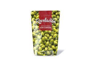 Aceitunas Verdes REVELACIÓN con Carozo 360g en Tienda Inglesa