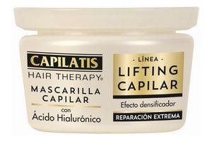 Mascarilla Capilar CAPILATIS Ácido Hialurónico 170 gr en Tienda Inglesa