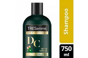Shampoo TRESEMME Detox Capilar 750ml en Tienda Inglesa