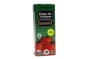Pulpa de Tomate GOURMET Concentrada 206 gr en Tienda Inglesa