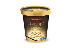 Helado sabor Creme Brule Marmolado con Caramelo Líquido CONAPROLE vaso 500g ¡Edición Especial! en Tienda Inglesa