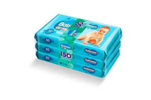 Toallas Húmedas BABYSEC Ultra 150 Unidades en Tienda Inglesa