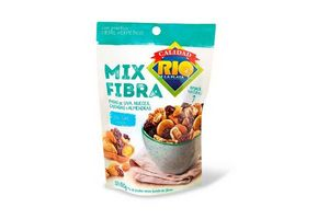 Mix Fibra RÍO DE LA PLATA Nueces, Uvas, Castañas y Almendras sin Sal 150g en Tienda Inglesa