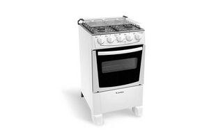 Cocina JAMES 4 Hornallas a Gas con Quemadores Forjados ¡Envío Gratis! en Tienda Inglesa