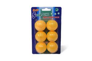 Pelotas Ping Pong x 6 Unidades en Tienda Inglesa