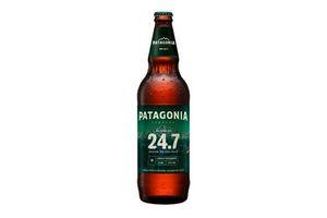 Cerveza PATAGONIA IPA 24.7 botella 730ml en Tienda Inglesa