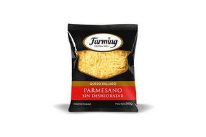 Queso Rallado Parmesano FARMING 200g en Tienda Inglesa