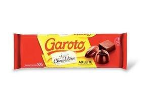 Chocolate con Leche Cobertura GAROTO 500g en Tienda Inglesa