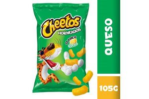 CHEETOS  Horneados sabor Queso 116g en Tienda Inglesa