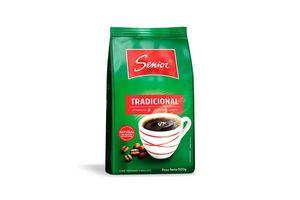 Café Tradicional SENIOR Tostado y Molido 500g en Tienda Inglesa