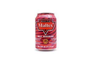 Malta MALTEX sin Alcohol Lata 330ml en Tienda Inglesa