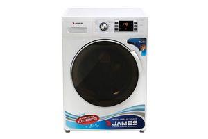 Lavarropas JAMES Carga Frontal Blanco 10.5 Kg en Tienda Inglesa